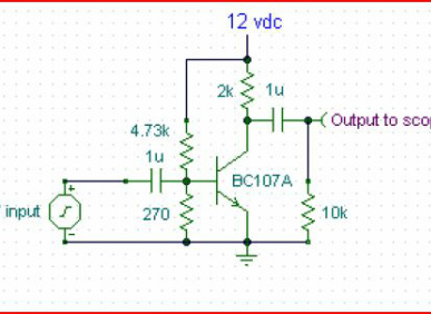 Transistor Operation - Electronics Circuit Simulator and